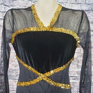 Algy Vintage Dance Uniform, Large